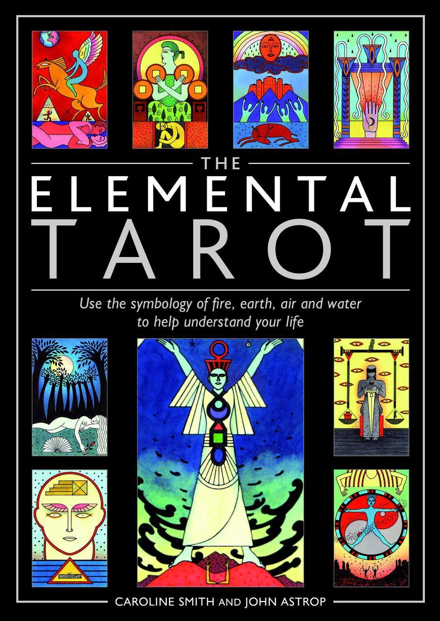 The Elemental Tarot/ Таро Стихій
