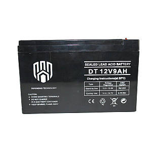 Акумулятор 12V 9Ah DT