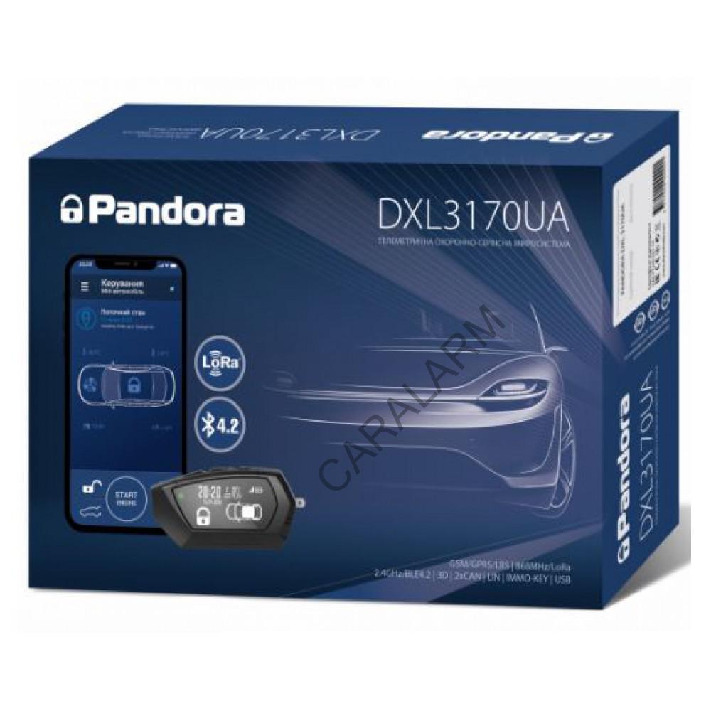 Сигнализация Pandora DXL3170UA с сиреной