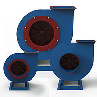 Вентилятори радіально-пыльові (ВРП)