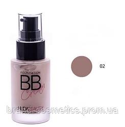 Тональная основа HUDA Beauty foundation BB Cream № 2