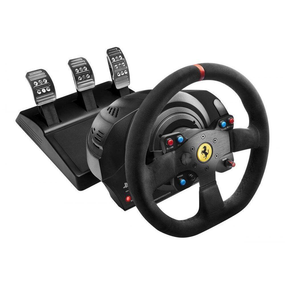 Руль Thrustmaster T300 Ferrari Integral RW Alcantara edition Black (4160652)