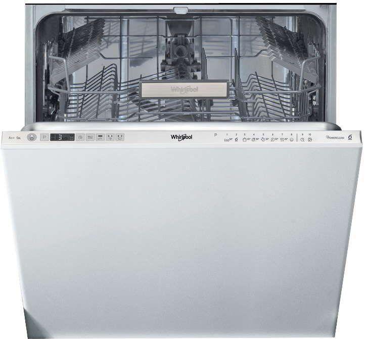 Встраиваемая посудомоечная машина Whirlpool WKIO 3T123 6.5P