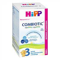 Молочна суміш Hipp Combiotic 3, 900 г
