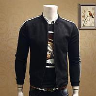 """Куртка-бомбер чоловіча демісезонна замшева, розміри 46-54 (3ол) """"MARIANNA"""" недорого від прямого постачальника"""