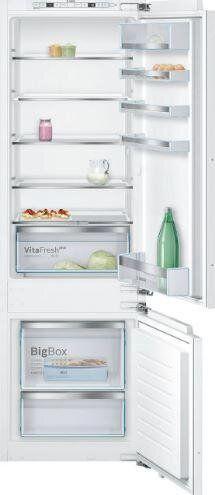 Холодильник з морозильною камерою Bosch KIS87KF31