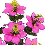 Искусственные цветы букет ландыши петушки, 49см, фото 2