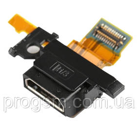 Разъем Зарядки Sony Xperia X Dual F5122 (Со Шлейфом) H/C