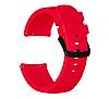 Ремешки для часов из силикона на Samsung Galaxy Watch 3 41mm 20 мм, фото 4