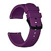 Ремешки для часов из силикона на Samsung Galaxy Watch 3 41mm 20 мм, фото 6