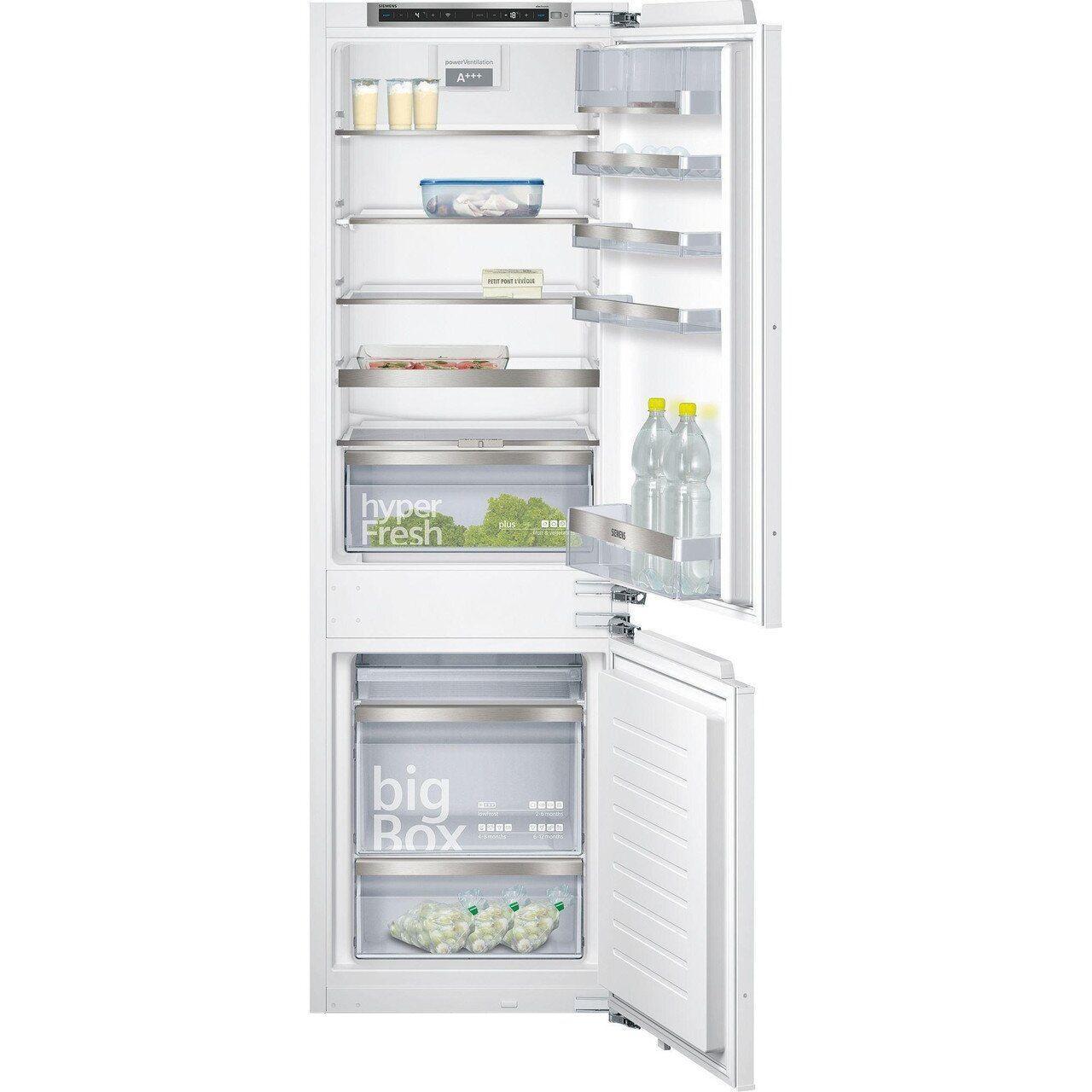 Холодильник з морозильною камерою Siemens KI86SHD40