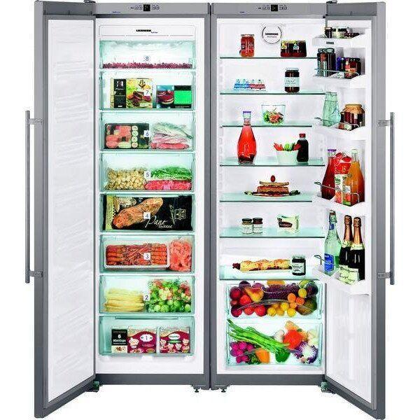 Холодильник з морозильною камерою Liebherr SBSesf 7212