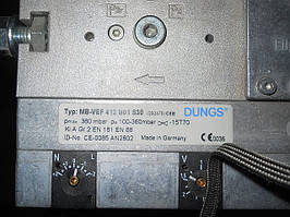 Газовый клапан Dungs MB VEF 412 B01-S30