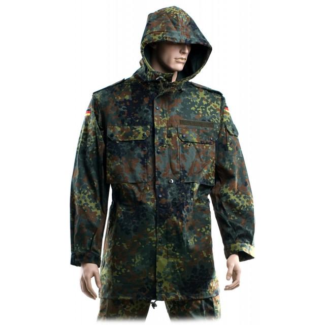 Військовий зимовий верхній одяг в магазині