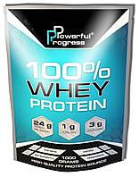 Протеїни Powerful Progress 100% Whey Protein (1000 г) Оригінал! (337757)