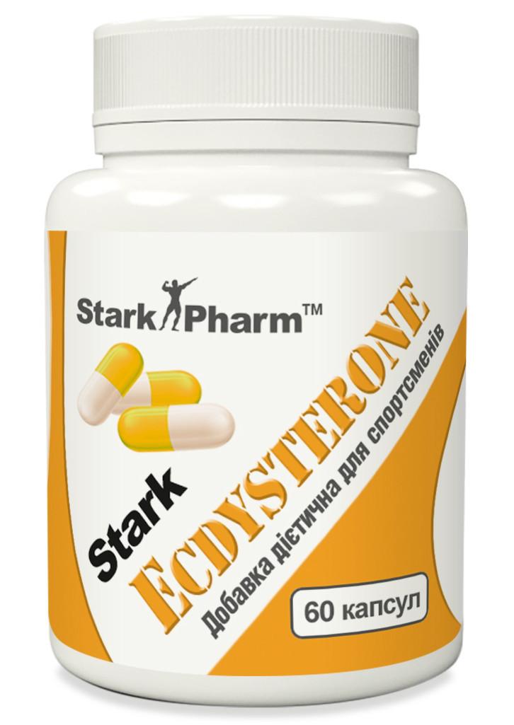 Бустер тестостерону Stark Pharm Ecdysterone 400 мг (60 капс)