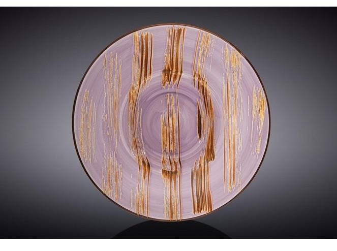 Тарелка Wilmax Scratch Lavander 800 мл WL-668722 / A