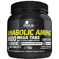 Аминокислоты Olimp Labs Anabolic Amino 9000 mega tabs (300 таб)