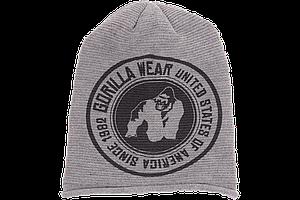 Шапка Gorilla Wear Oxford Beanie Gray