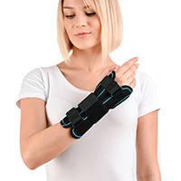 Бандажі на променезап'ястковий суглоб