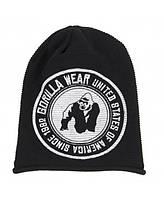 Шапка Gorilla Wear Oxford Beanie Black