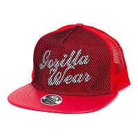 Бейсболка Gorilla wear Mesh Cap (Red)