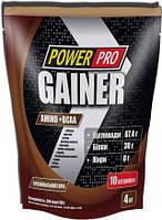 Гейнер Power Pro Gainer (4 кг)