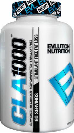 Жиросжигатель Evlution Nutrition CLA 1000 (90 порций)