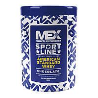 Протеїн MEX Nutrition American Standard Whey (500 г) Оригінал! (337119)