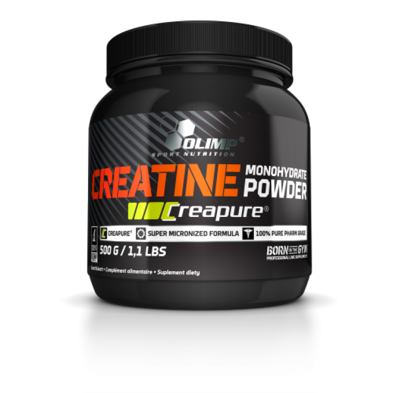 Креатин Olimp Labs Creatine Monohydrate Powder Creapure (500 г) Оригинал! (335517)