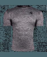 Футболка Gorilla Wear Roy T-shirt Grey/Black