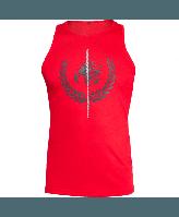 Майка Gorilla Wear Rock Hill Tank Top Red Оригінал! (340548)