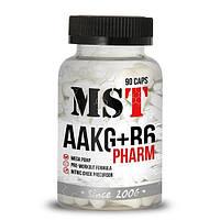 Бустер азота MST Nutrition AAKG B6 Pharm (120 капс)