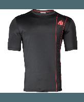 Футболка Gorilla Wear Branson T-shirt Black/Red
