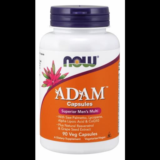 Витамины для мужчин NOW Adam (90 капс) Оригинал! (335134)