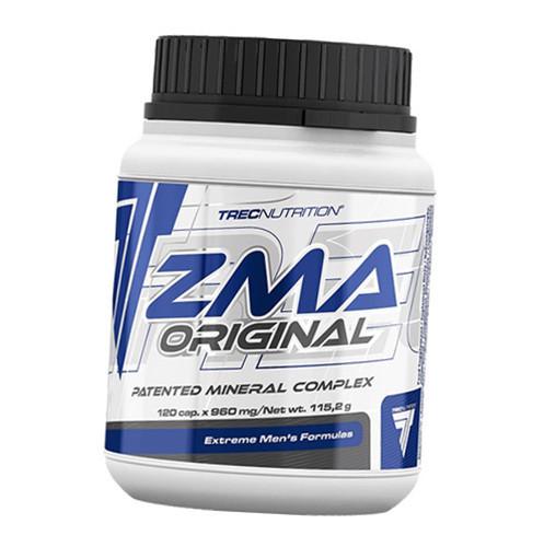 Повышение тестостерона TREC nutrition ZMA Original (120 капс) Оригинал! (337860)