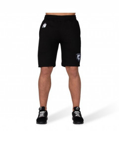Шорты Gorilla Wear Los Angeles Sweat Shorts Black