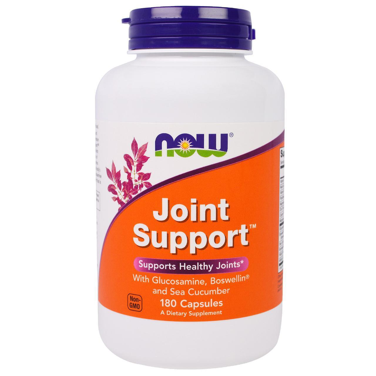 Препарат для восстановления суставов и связок NOW Joint Support (180 капс)