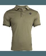 Футболка Gorilla Wear Forbes Polo Army Green