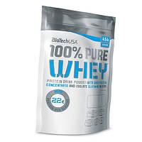 Протеїн BioTech 100% Pure Whey (1000 г) Оригінал! (339106)