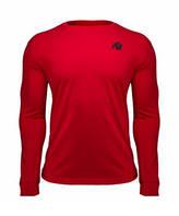 Футболка с длинным рукавом Gorilla Wear Williams Longsleeve Red