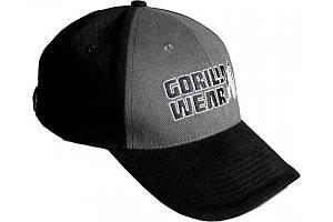 Кепка Gorilla Wear Classic Logo Cap Black/Gray