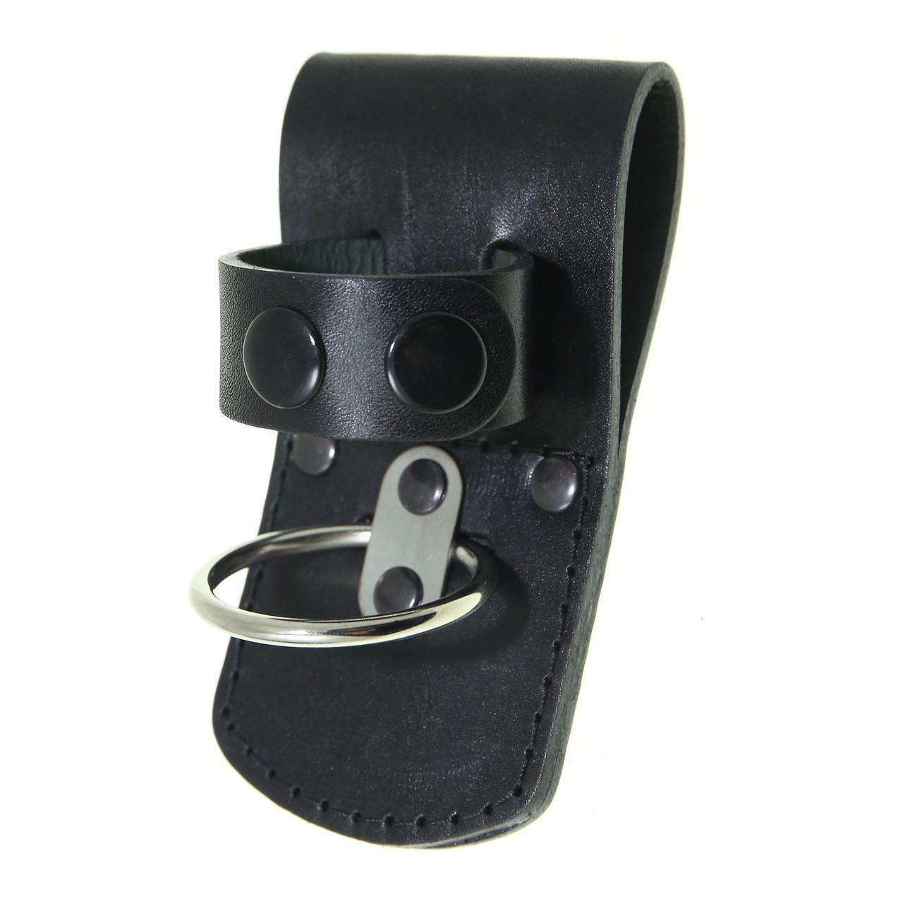 Держатель для дубинки ПР черный 11559