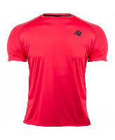 Футболка Gorilla Wear Performance T-shirt Red/Black