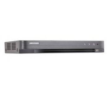 8-канальний Turbo HD відеореєстратор з передачею аудіо по коаксіалі DS-7208HUHI-K1(S)