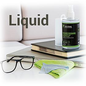 Чистящее ср-во 2E 300ml Liquid LED/LCD + 2 салфетки 20X20 10X10 см (2E-SK300L)