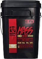 Гейнер Mutant Mass Extreme 2500 (10 кг)