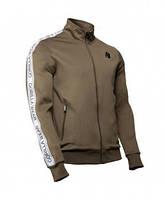 Куртка Gorilla Wear Wellington Track Jacket Olive Green