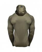 Куртка Gorilla Wear Bridgeport Zipped Hoodie Army Green