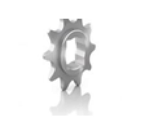 Зірочка приводна під квадрат Z-10 G22220113 GASPARDO